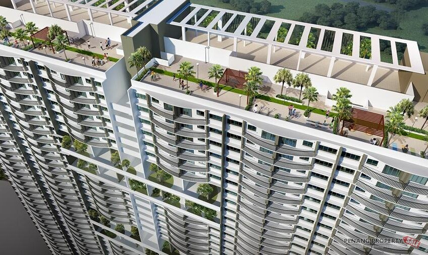 Penang World City_全新海景公寓项目_Free 2/3 Car Parks_Sea View Condo_Queensbay Area