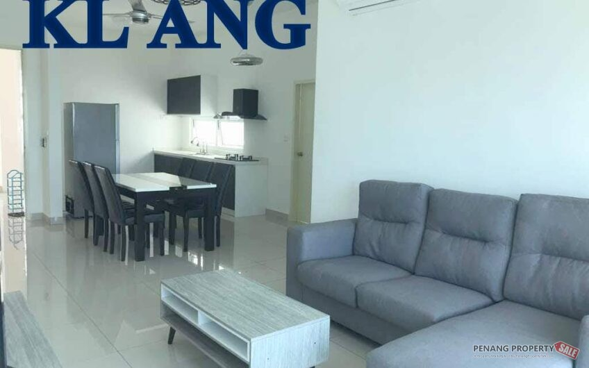Orchard Ville Bayan Lepas 1116sqft Hill View Fully Furnished & Renovated Unit