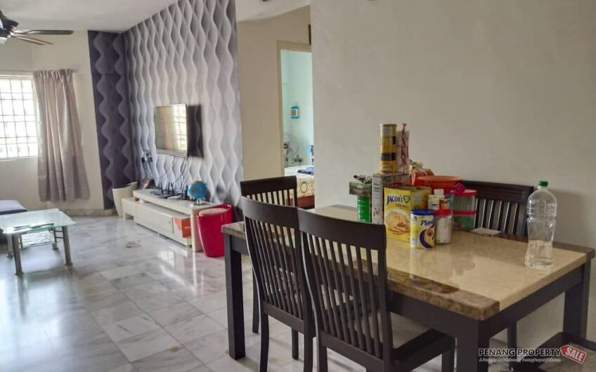 Citrine Tower Apartment For Sell, Butterworth