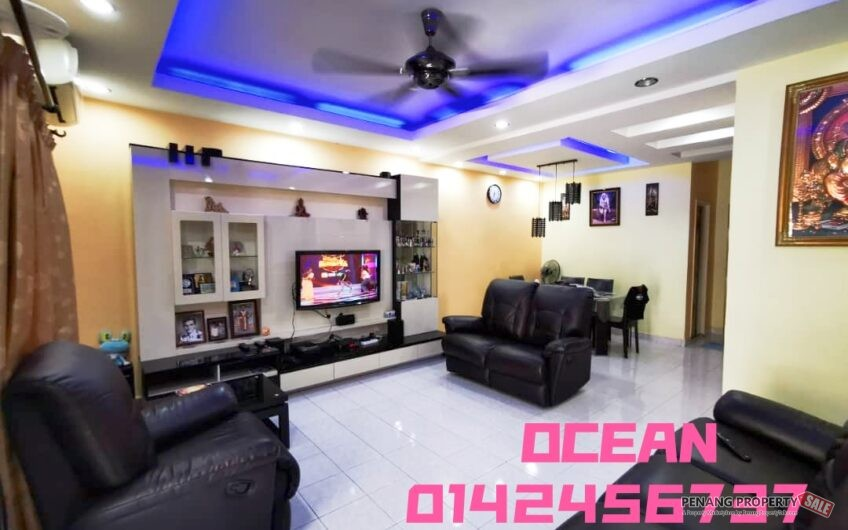 Taman Inderawasih 2sty Terrace House For Sell, Butterworth