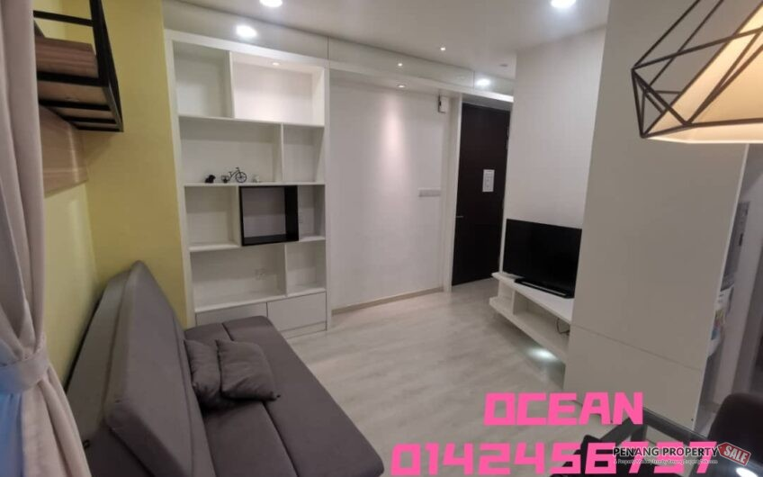 [Cash Back RM40k] Straits Garden Condo For Sell/Rent, Jelutong Near Georgetown