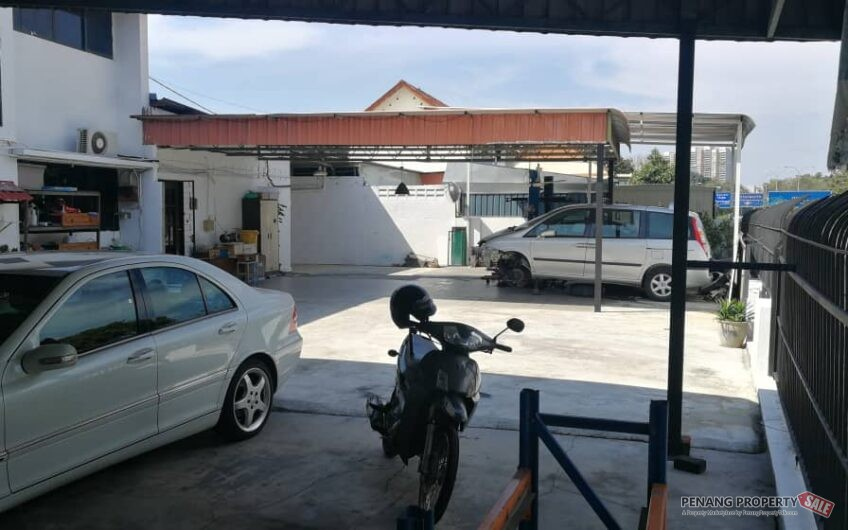 FOR RENT Commercial Space at Bukit Gelugor, next to Shell station (Gelugor )