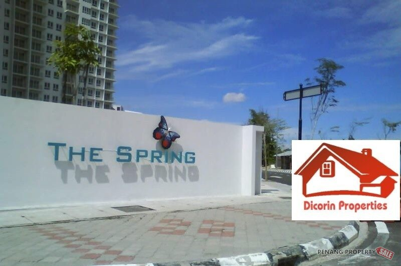 The Spring, fully furnished, renovated, For Sale