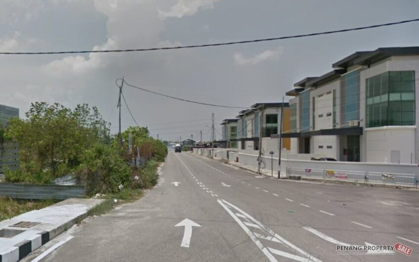 Penang Science Park Light Industry Factory Warehouse Semi D FOR SALE NEW