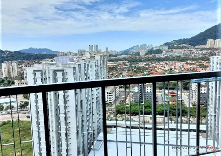Imperial Residences @ Sungai Ara, Fully Furnished, For Rent