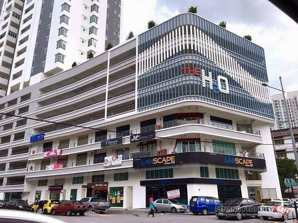 2 STOREY Shop-Office For Rent At The H2O, Jelutong