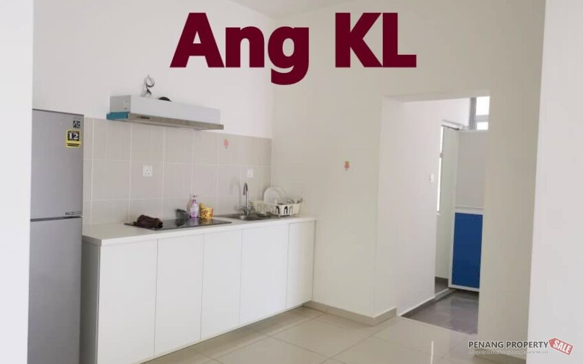 Sierra Residence at Sungai Ara, 1182Sqft Partially Furnished Cheaper Unit