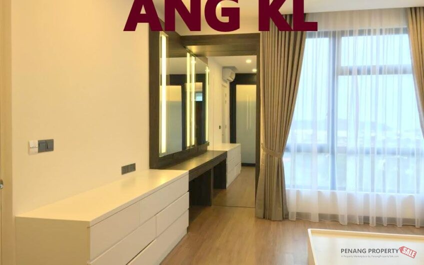 The Address at Bukit Jambul 1431sqft Fully Furnished & Nice Renovation 3 Carparks