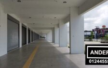 Setia Sentral Office Lot FOR RENT Buk...