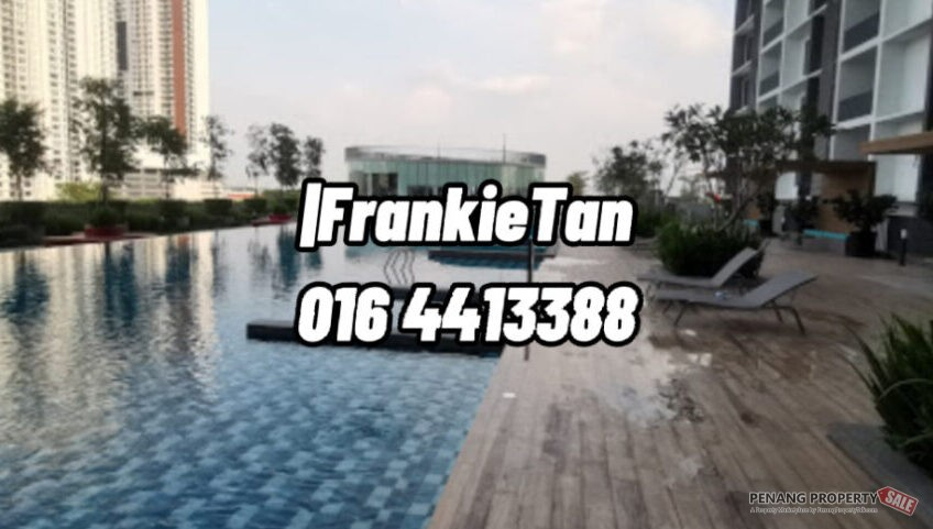 Luminari Butterworth Condo Fully Furnished For Rent