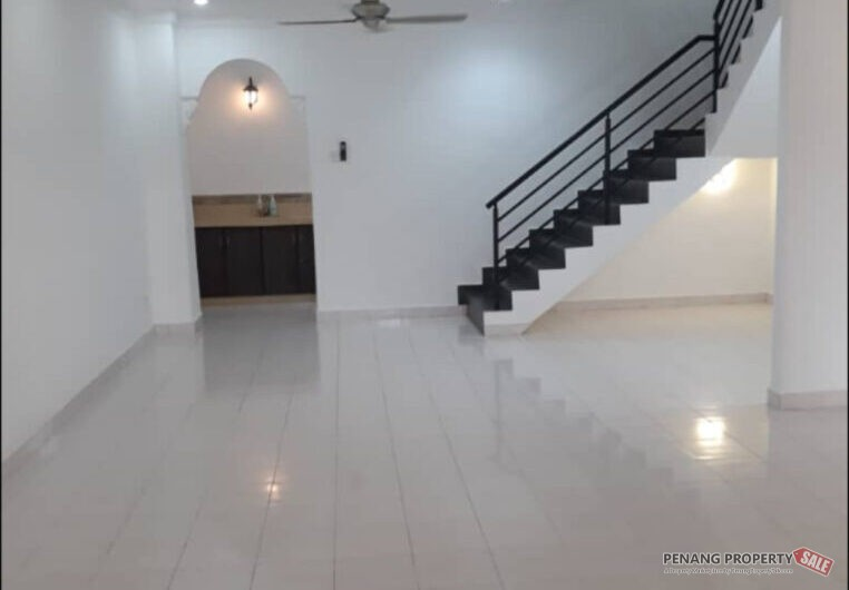 Butterworth Bagan Lalang 2 Storey Terrace House Tip-Top Condition For Sale RM 570,000