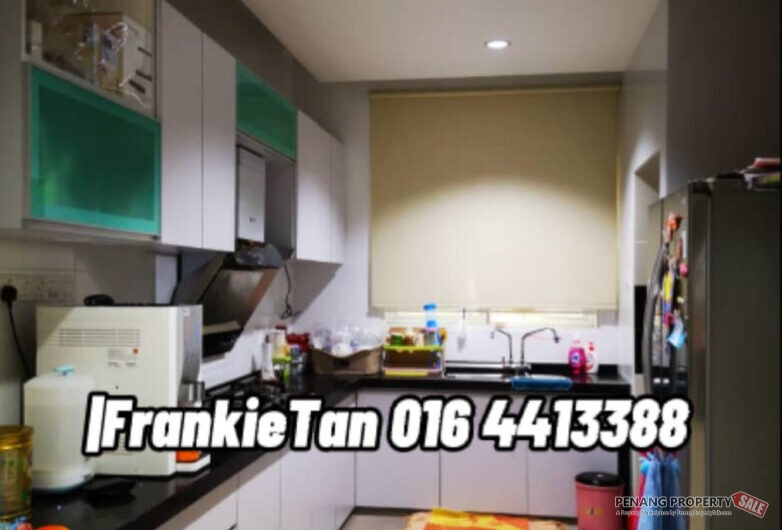 Taman Pekaka Penang 2 Storey Terrace House For Sale