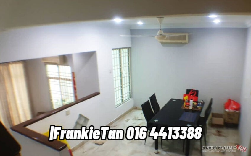 2 Storey Terrace House For Sale Located At Gelugor, Penang