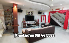 2 Storey Terrace House For Sale Located Chai Leng Par...