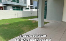2 Storey Semi D House Offer For Sale, Located Juru, P...