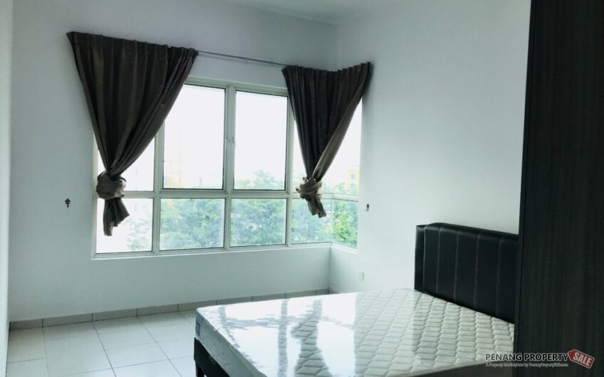 Fiera Vista Bayan Lepas Fully Furnished & Renovated 1650sqft 2 Car parks