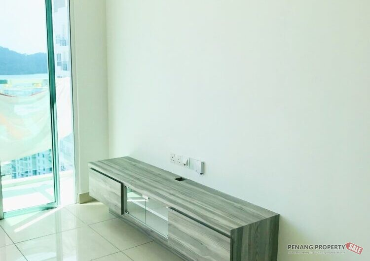 Tropicana Bay Residence at Bayan Lepas 980sqft WITH KITCHEN CABINET