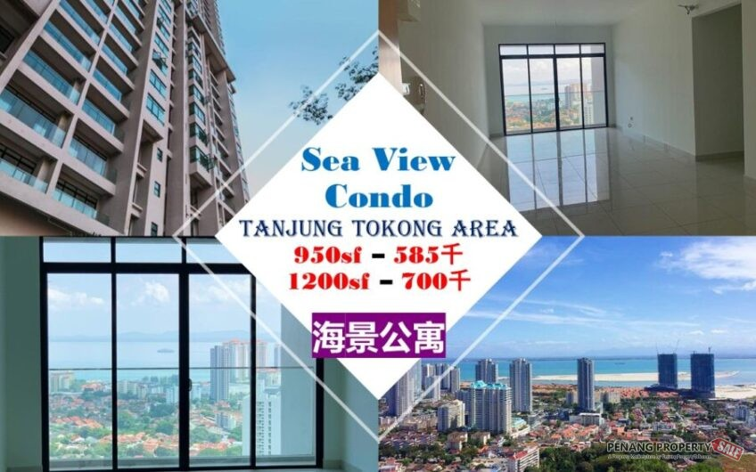 Mont Residence_3 Car Parks_Free Legal fees_已建好高级公寓_Tanjung Tokong