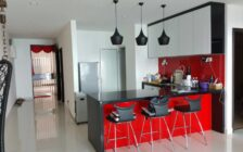 Vertiq Condo Fully Furnished Renovate...
