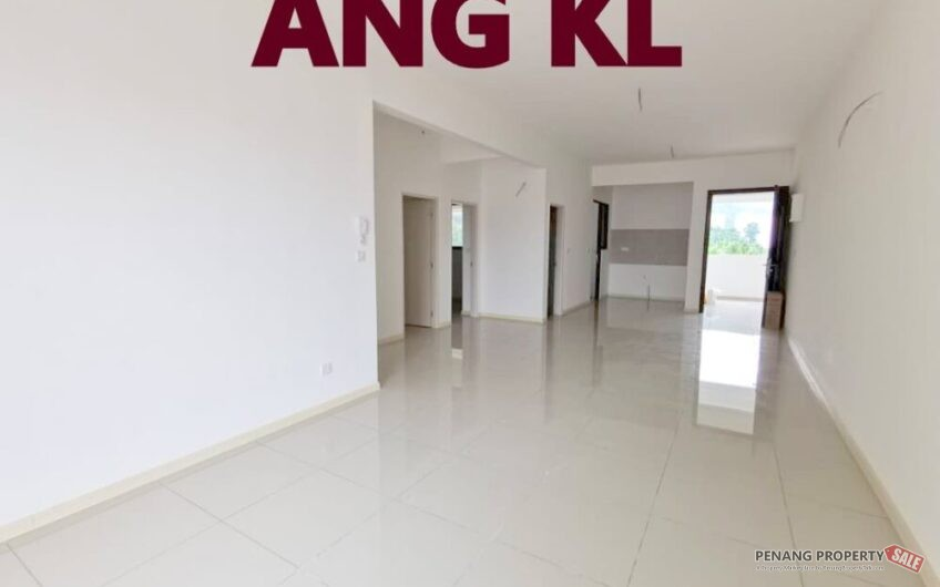 Senzville at Sungai Ara, 1140Sqft Original & Brand New Unit, 2 Carparks, Cheaper Unit