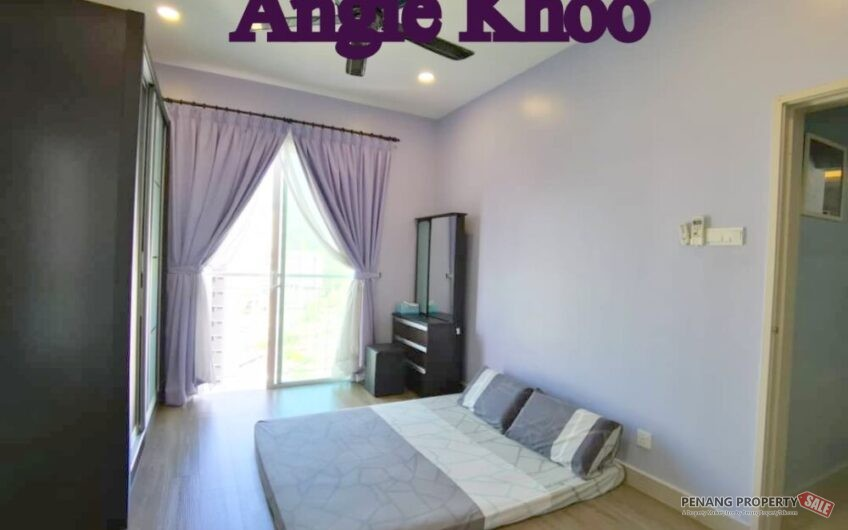 Gardens Ville at Sungai Ara FULLY FURNISHED AND RENO 1115sqft