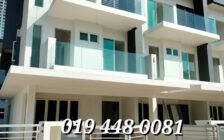 3 Storey Terrace House Gated amp; Gua...