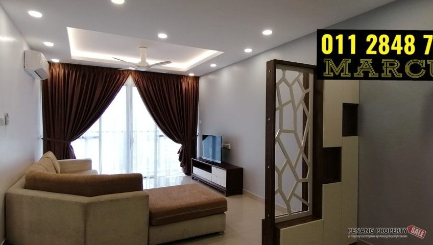 SKYCUBE for RENT (Newly Renovated & Furnish)