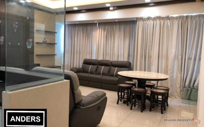 Birch Regency @ Penang Times Square Georgetown Furnish Renovated FOR SALE