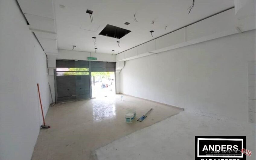 The Latitude Commercial Shop Lot Ground Floor Tanjong Tokong