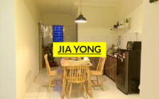 NICE FULLY RENO Sri Impian Blok 15 High floor Ayer It...