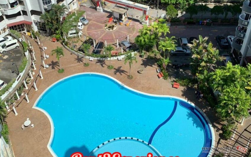 3mins from USM | Jade View Condo Newly Renovated