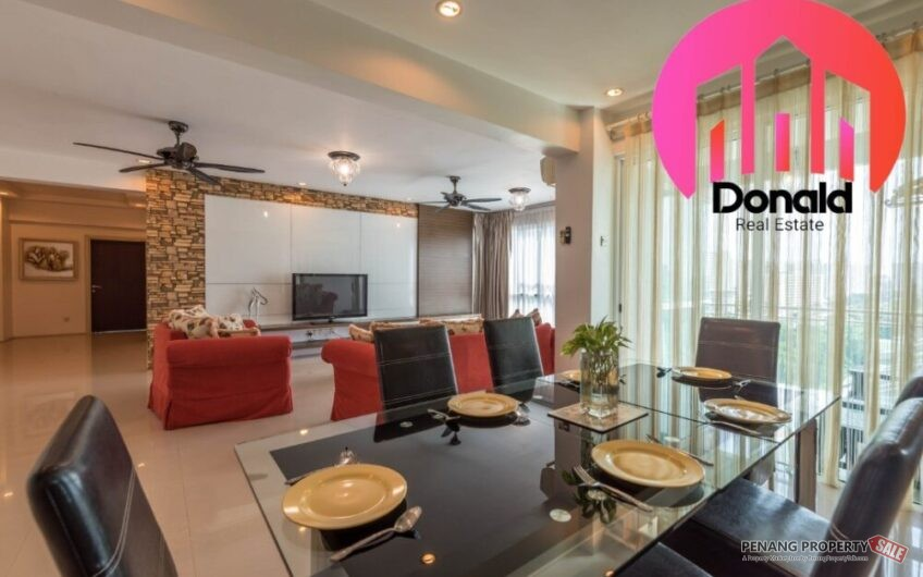 Uban Residence Seaview and Bridge View Fully Reno Fully Furnished 2carparks