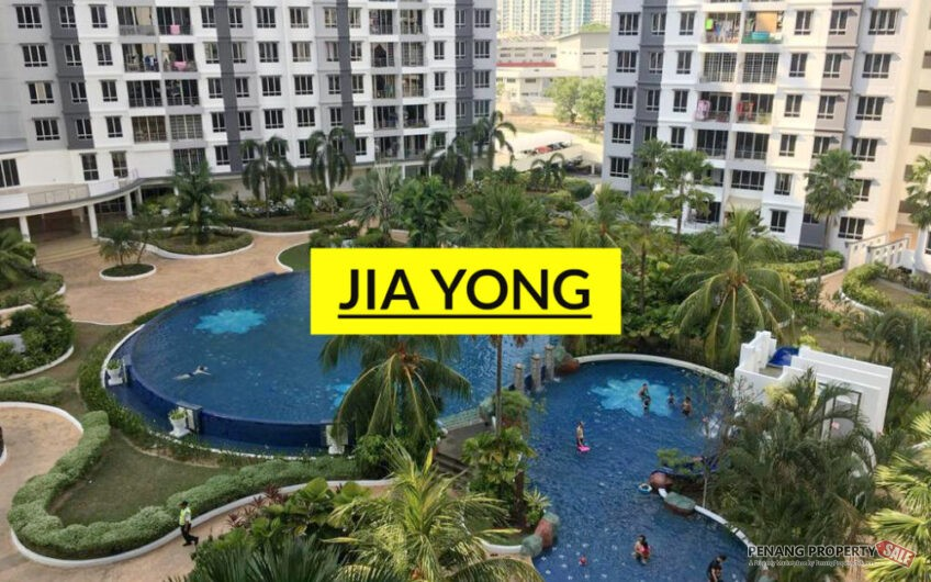 Putra Place 2 carparks Swimming Pool View