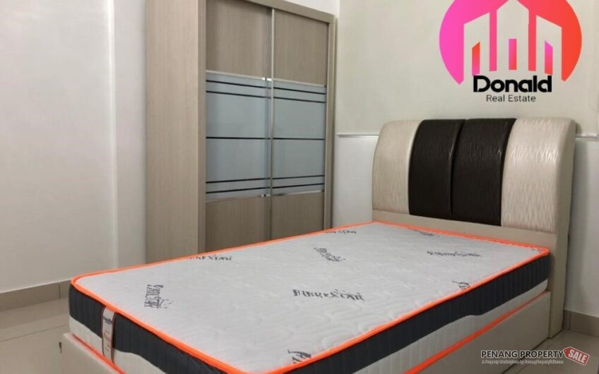 Tropicana Bay Residence 615sqft Full Furnished Bayan Lepas Queensbay