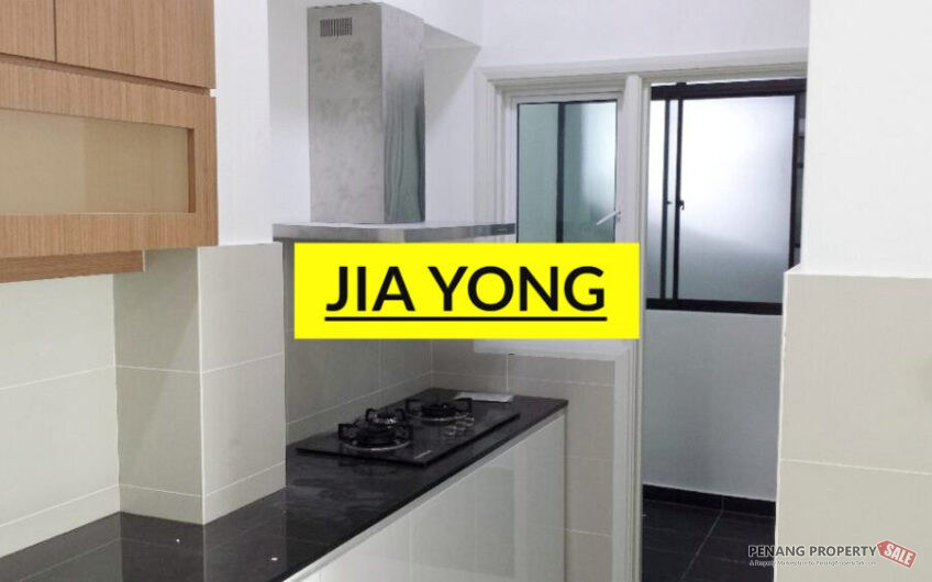 The Light Linear BlockA Middle floor partially Seaview Fully Furnished