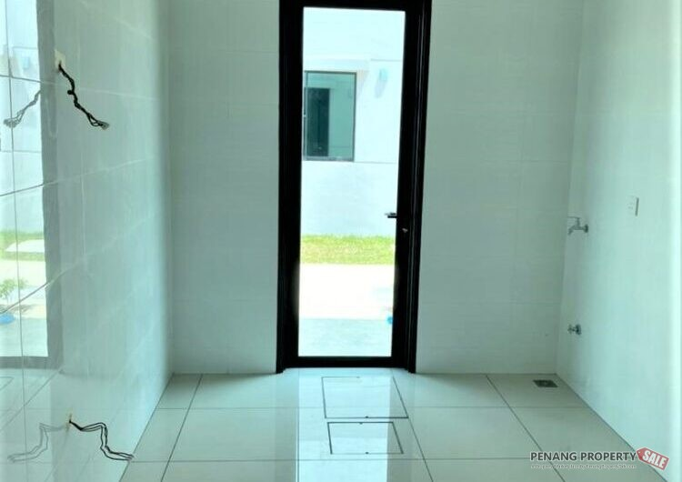 Eco Horizon Ashton Collection Gated Guarded Batu Kawan FOR RENT Partial FItted