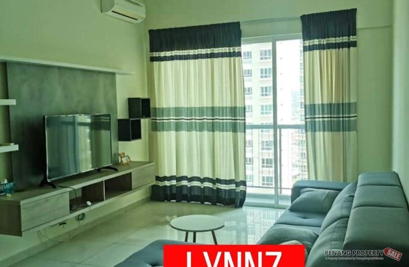 ONE IMPERIAL @ Sungai Ara near Imperial Residence , Iconic Skies , Corner unit