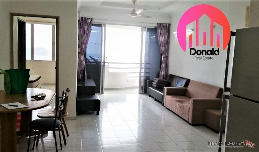 Best Deal N Park Apartment Full Furnished 1cp Gelugor USM