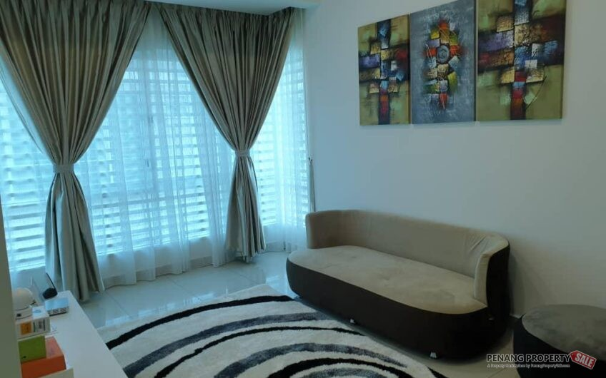 BIG CAR PORCH | SEMI-D Double Storey Fully Furnished