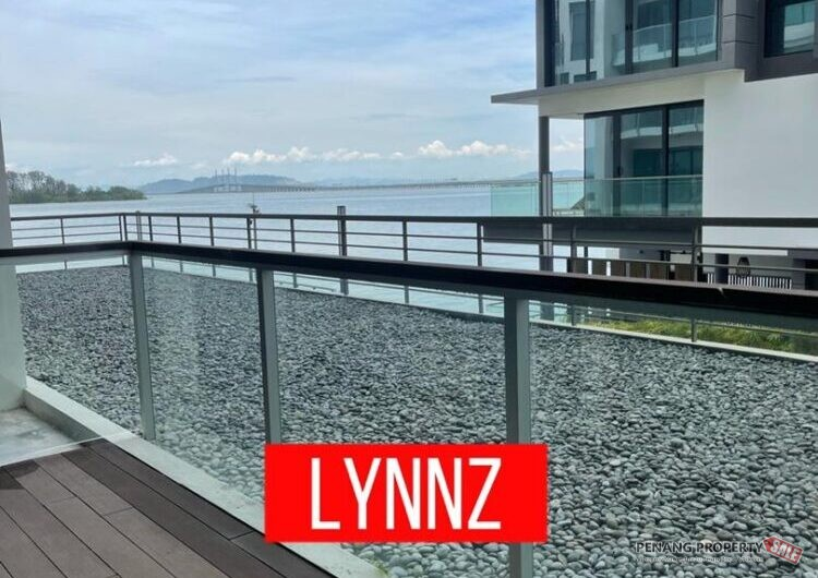 The Light Collection 2 1701SF Fully Furnished near Vertiq & Penang Bridge Nice Unit