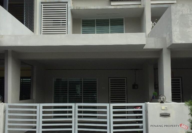 Double Storey Terrace House | Under Market Value !!! | Brand new unit