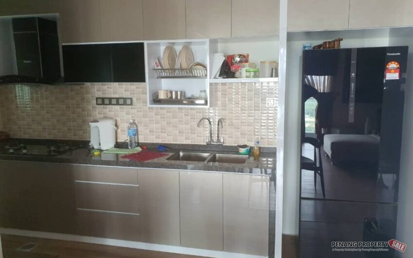Woodsbury Suites at Harbour Place Butterworth, Near Penang Sentral & Raja Uda