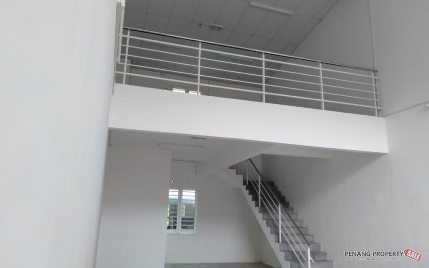 The Palazzia with Mezzanine floor at  (Gelugor )next to USM, IVORY Plaza  Available now – FOR SALE / FOR RENT