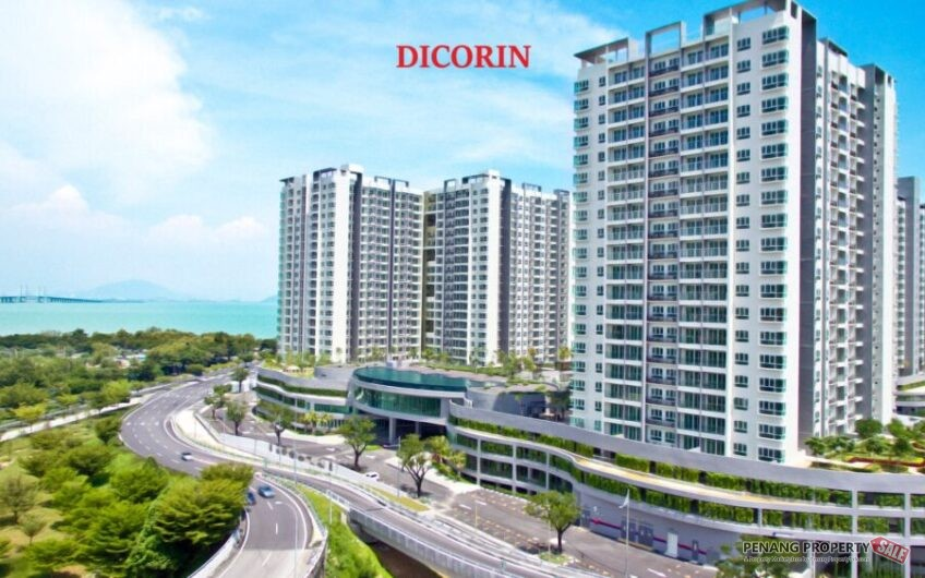 Tropicana Bay Fully Furnished Near To Queensbay Mall 2 Car Parks