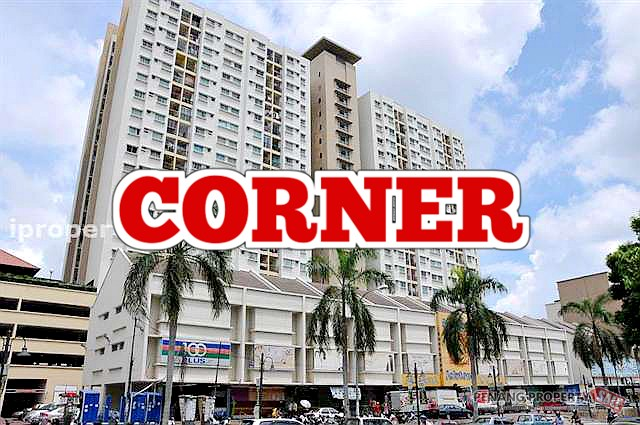 Symphony Park CORNER Block A low floor jelutong worth for invest