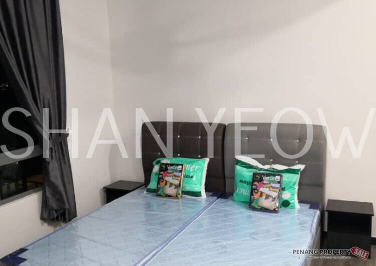 Utropolis Condo Lower Floor Fully Furnished Batu Kawan