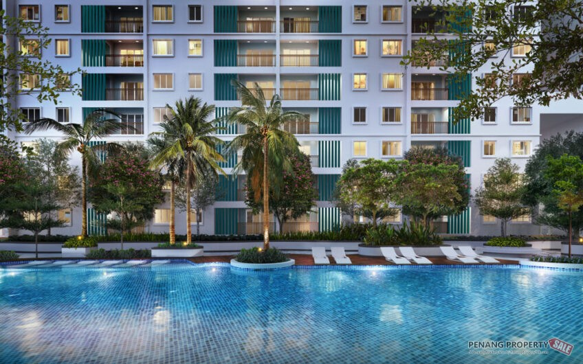 Havana Beach Residence Bayan Lepas New Project FOR SALE RM343K