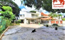 Double storey Semi D with large compo...