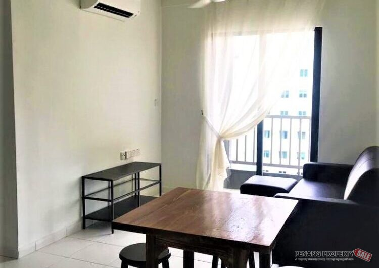 Tri Pinnacle Condo, Partly Furnished, For rent