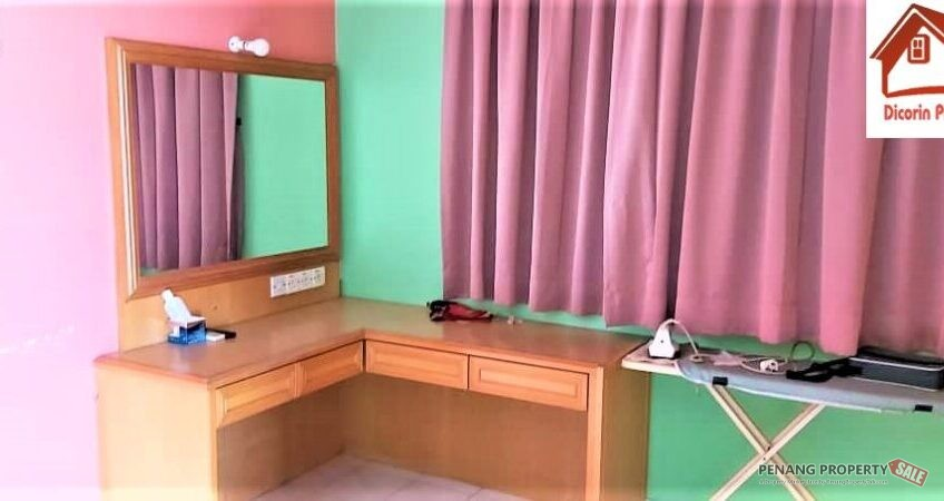 Pearl Garden, With Big balcony, Renovated, Furnished